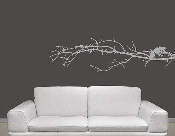 Tree Branch Vinyl Wall Decal 22112 & Tree Branch Vinyl Wall Decal 22112 on Luulla